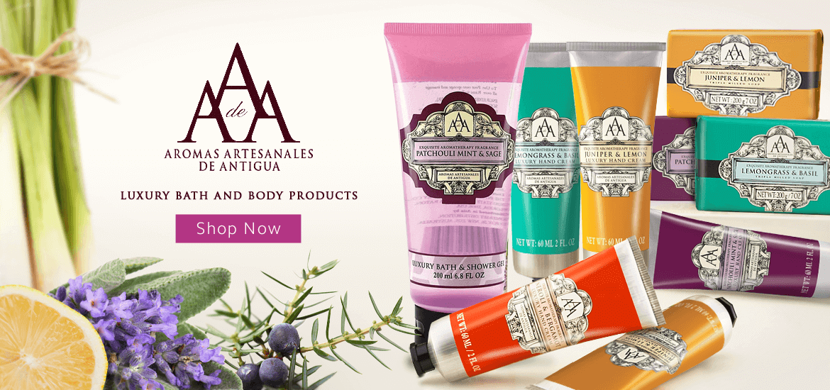 AAA Luxury Bath and Body products