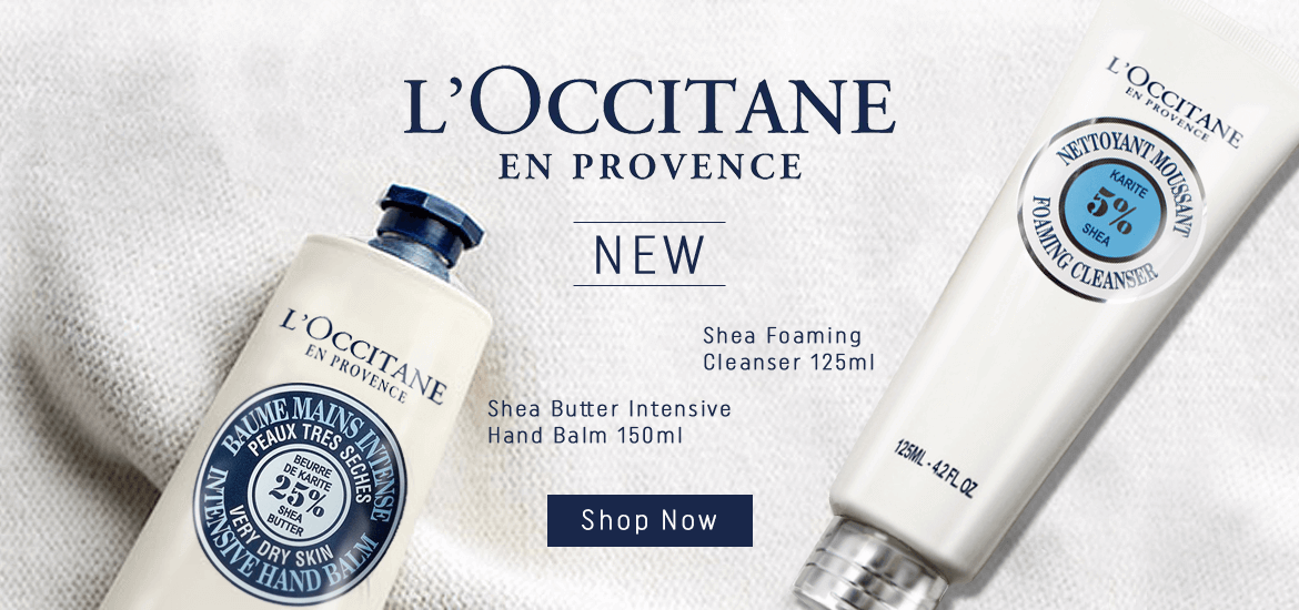 L'Occitane New Products