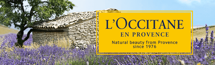 >L'Occitane - Natural Beauty Products