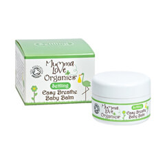 Mumma Love Organics Settling Easy Breathe Baby Balm