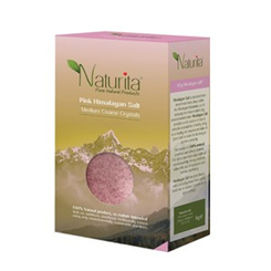 Naturita Pure Himalayan Pink Salt Medium Coarse