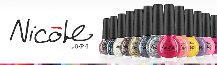 Nicole by OPI - Nail Lacquer, Treatments, and more