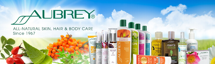 Aubrey Organics - Quality Natural Skin, Hair and Body Care