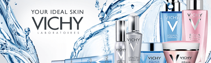Vichy - Nourish and Protect your Skin