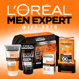 LOrel Men Expert Gift Sets