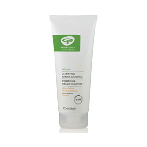 Green People Organic Clarifying Vitamin Shampoo