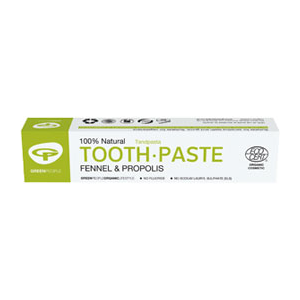 Green People Organic Fennel Toothpaste NV