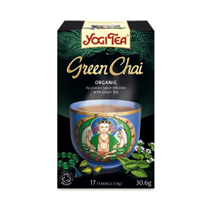 Yogi Tea Green Chai Organic