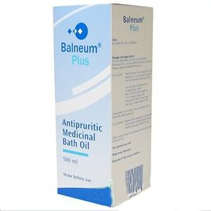 Balneum Plus Antipruritic Medicinal Bath Oil