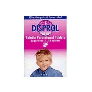 Disprol Sugar Free Tablets