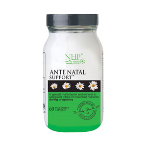 NHP Ante Natal Support Capsules