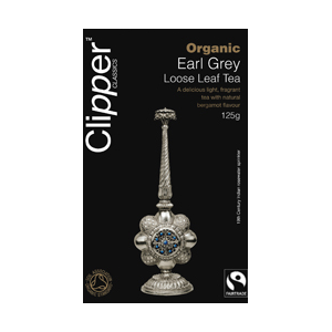 Clipper Organic Earl Grey Loose Tea
