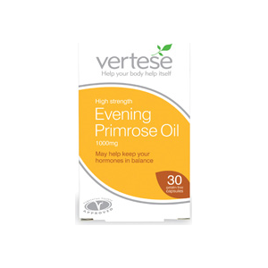 Vertese Evening Primrose Oil 1000mg