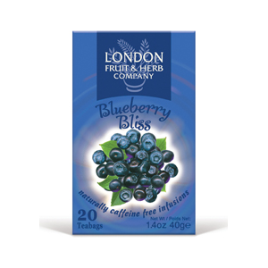 London Fruit & Herb Fruit Infusion - Blueberry Bliss