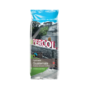 Percol Fairtrade Organic Guatemala Coffee