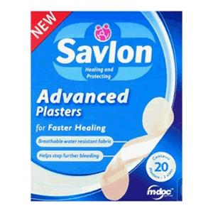 Savlon Advanced Plasters