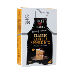 Hale & Hearty Classic Vanilla Cake Mix