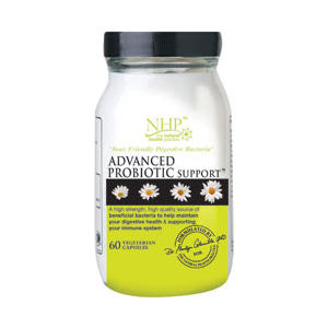 NHP Advanced Probiotic Support Capsules