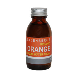 Steenbergs Organic Orange Blossom Water