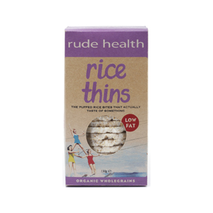Rude Health Organic Rice Thins