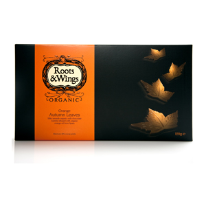 Roots & Wings Organic Milk Orange Leaves