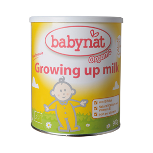 Babynat Organic Growing Up Milk 10 Months +