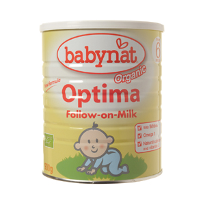 Babynat Organic Follow On Milk 6 Months +