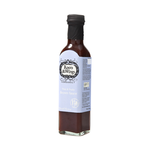 Roots & Wings Organic Brown Sauce