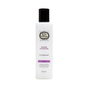 Roots & Wings Organic Gentle Lavender & Chamomile Conditioner