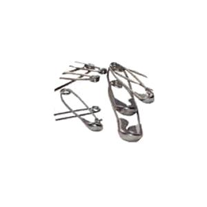 Fortuna Safety Pins Assorted