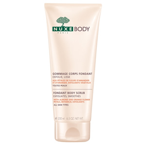 Nuxe Fondant Body Scrub All Skin types