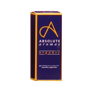 Absolute Aromas Organic Lemon Oil