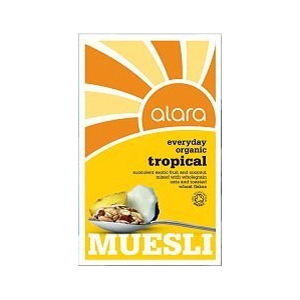 Alara Organic Everyday Tropical Muesli