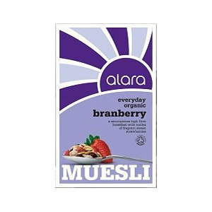 Alara Organic Everyday Branberry Muesli