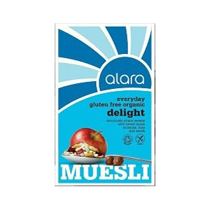 Alara Organic Gluten Free Everyday Delight Muesli