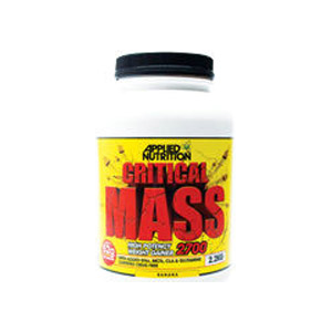 Applied Nutrition Critical Mass Strawberry 2200g
