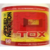 Applied Nutrition D-Tox 60  Capsule (order 24 for retail outer)