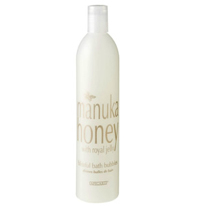 Apicare Manuka Honey With Royal Jelly Blissful Bath Bubbles