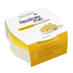 Apicare Restore Me Honey Nut Body Butter