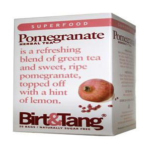 Birt & Tang Pomegranate Herbal Tea