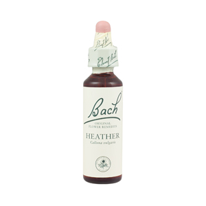 Bach Original Flower Remedies Heather