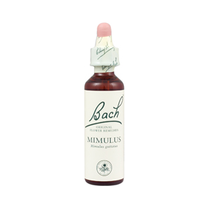 Bach Original Flower Remedies Mimulus
