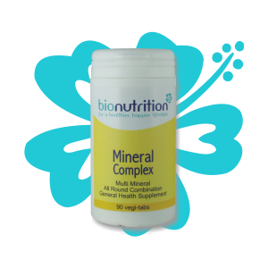 Bionutrition Mineral Complex Tablets