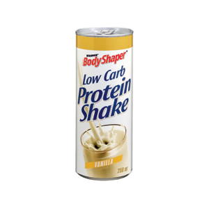 Body Shapers (Weider) Low Carb Vanilla Shake 250ml