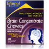 Efamol Brain Concentrate Chewy Capsules