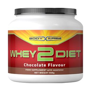 Body Supreme Whey 2 Diet Chocolate 908g