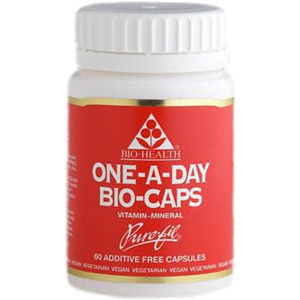 Bio-Health Bio-Caps Multivitamin and Mineral Capsules