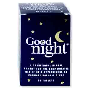 Bio-Health Good Night Herbal Tablets