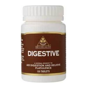 Bio-Health Herbal Digestive Tablets