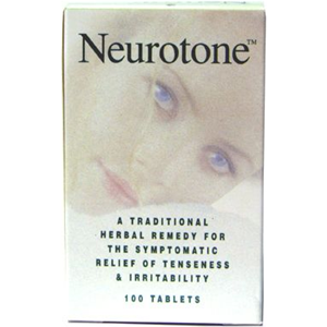 Bio-Health Neurotone Tablets 100 Tabs